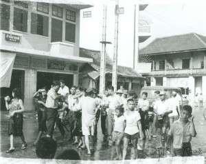 Thapae Songkran festival
