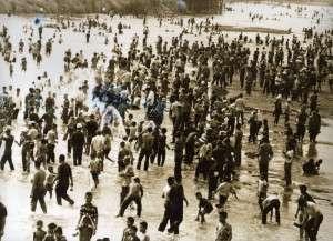 Ping River 1954 Songkran festival